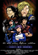 Dragon Ball Z: Light of Hope online (2015) Español latino descargar pelicula completa