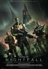 Halo: Nightfall online (2014) Español latino descargar pelicula completa