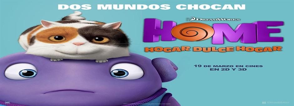 HOME. Hogar, dulce hogar online (2015)