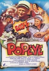 Popeye online (1980) Español latino descargar pelicula completa
