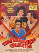 Tres Mexicanos Ardientes online (1986) Español latino descargar pelicula completa