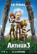 Arthur 3 online (2010) Español latino descargar pelicula completa
