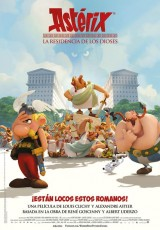 Asterix: La residencia de los Dioses online (2014) Español latino descargar pelicula completa