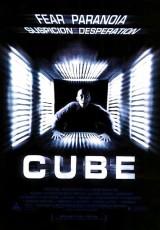 Cube online (1997) Español latino descargar pelicula completa