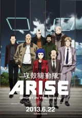Ghost in the Shell Arise Border 1 online (2013) Español latino descargar pelicula completa