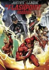 La Liga de la Justicia: La paradoja del tiempo online (2013) Español latino descargar pelicula completa