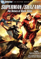 Superman Shazam El regreso de Black Adam online (2010) Español latino descargar pelicula completa