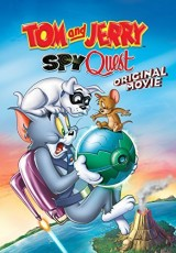 Tom and Jerry Spy Quest online (2015) Español latino descargar pelicula completa