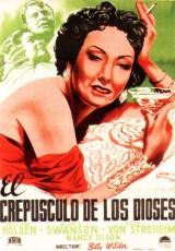 El crepúsculo de los dioses online (1950) Español latino descargar pelicula completa