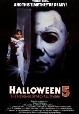Halloween 5 online (1989) Español latino descargar pelicula completa