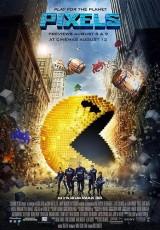 Pixels online (2015) Español latino descargar pelicula completa