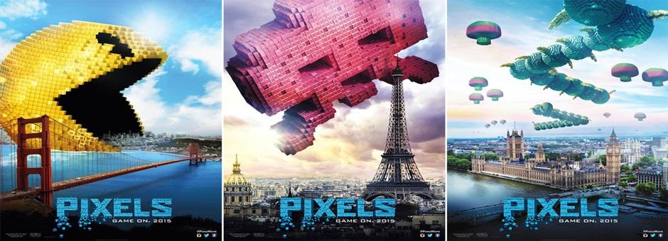 Pixels online (2015)
