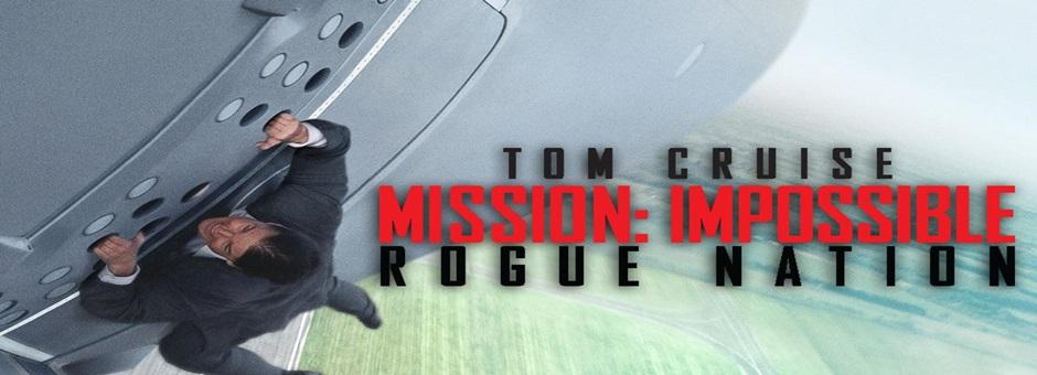 Mision imposible 5 Nacion secreta online (2015)