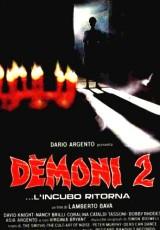 Demons 2 online (1986) Español latino descargar pelicula completa