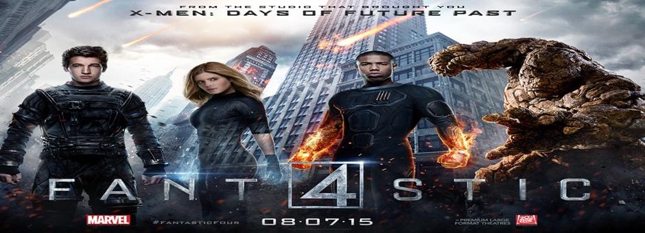 Los 4 fantásticos 3 online (2015)