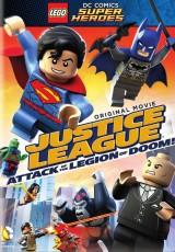 La Liga de la Justicia El ataque de la Legión del Mal (2015) Español latino descargar pelicula completa