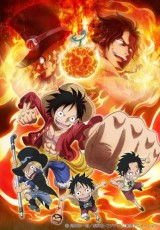 One Piece Episode of Sabo online (2015) Español latino descargar pelicula completa
