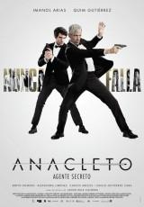 Anacleto Agente secreto online (2015) Español latino descargar pelicula completa