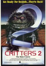 Critters 2 online (1988) Español latino descargar pelicula completa