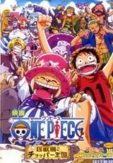 One Piece El reino de Chopper online (2002) Español latino descargar pelicula completa