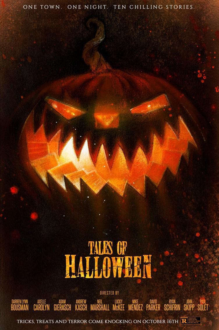 Cuentos de Halloween online (2015) Español latino descargar pelicula completa , Aqui pelis
