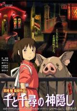 El viaje de Chihiro online (2001) Español latino descargar pelicula completa