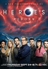 Heroes Reborn Temporada 1 capitulo 1 y 2 online (2015) Español latino descargar