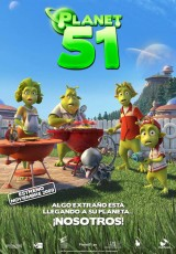 Planeta 51 online (2009) Español latino descargar pelicula completa