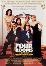 Four Rooms online (1995) Español latino descargar pelicula completa