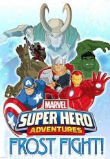 Marvel Super Hero Adventures: Frost Fight! online (2015) Español latino descargar pelicula completa