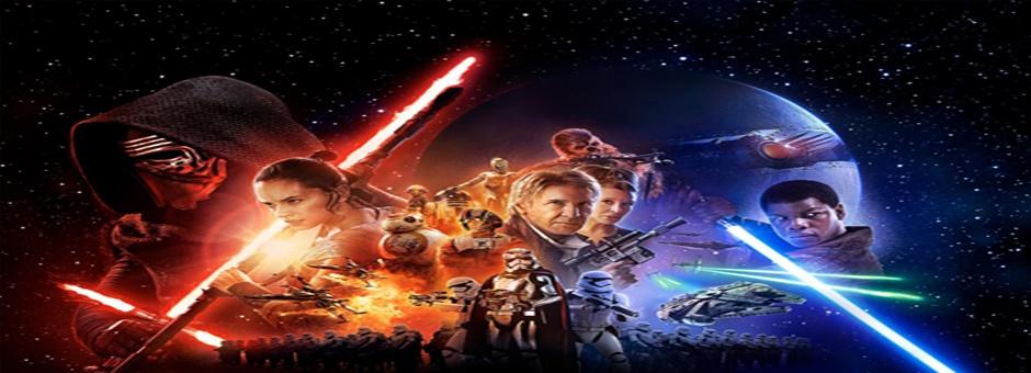 Star wars Episodio 7: El despertar de la Fuerza online (2015)