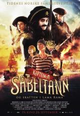 Capitán Diente de Sable y el tesoro de Lama Rama online (2014) Español latino descargar pelicula completa