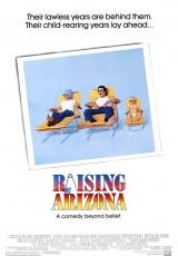 Arizona Baby online (1987) Español latino descargar pelicula completa