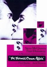 El caso de Thomas Crown online (1968) Español latino descargar pelicula completa