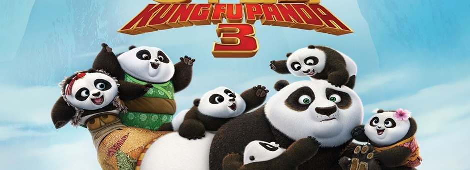 Kung Fu Panda 3 online (2016)