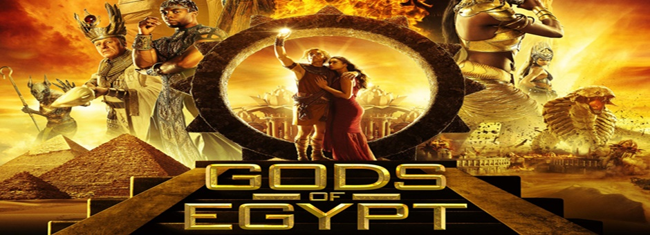 Dioses de Egipto online (2016)