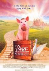 Babe, el cerdito en la ciudad online (1998) Español latino descargar pelicula completa