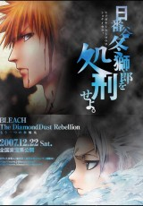 Bleach The DiamondDust Rebellion online (2007) Español latino descargar pelicula completa