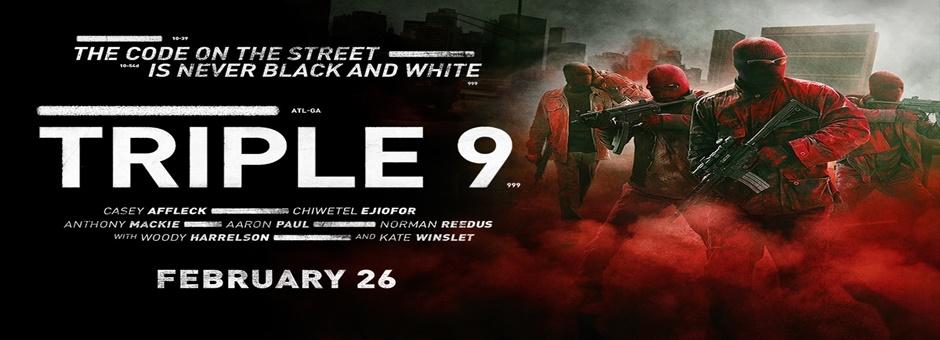Triple 9 online (2016)