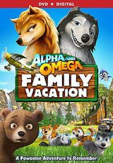 Alpha and Omega Family Vacation online (2015) Español latino descargar pelicula completa