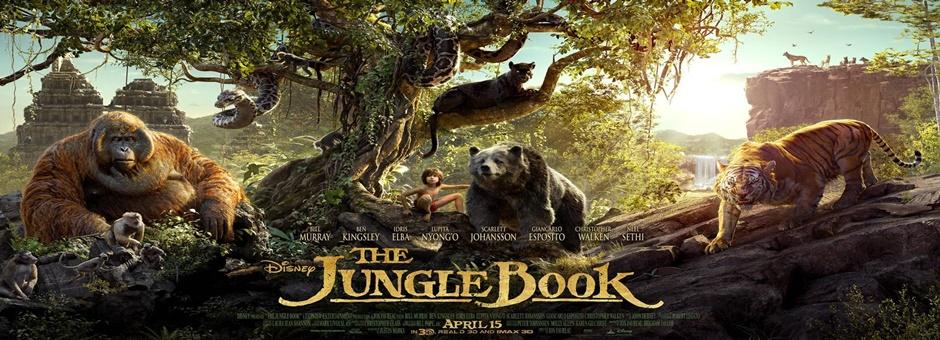 El libro de la selva online (2016)