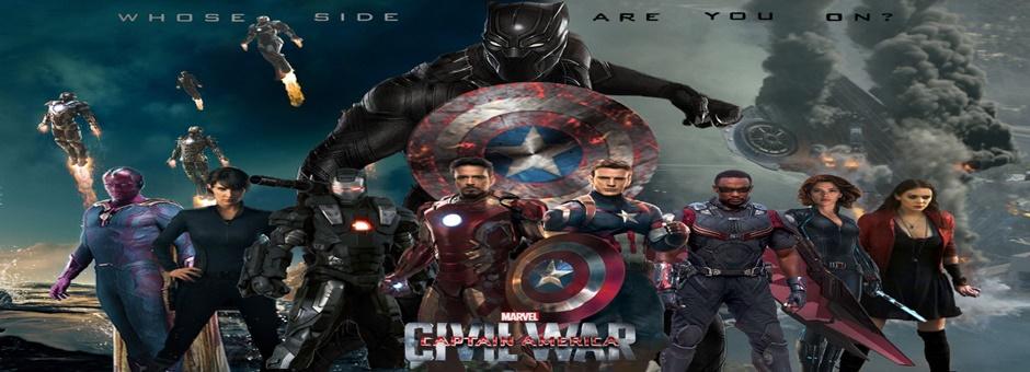 Capitan America 3 (Guerra Civil) online (2016)