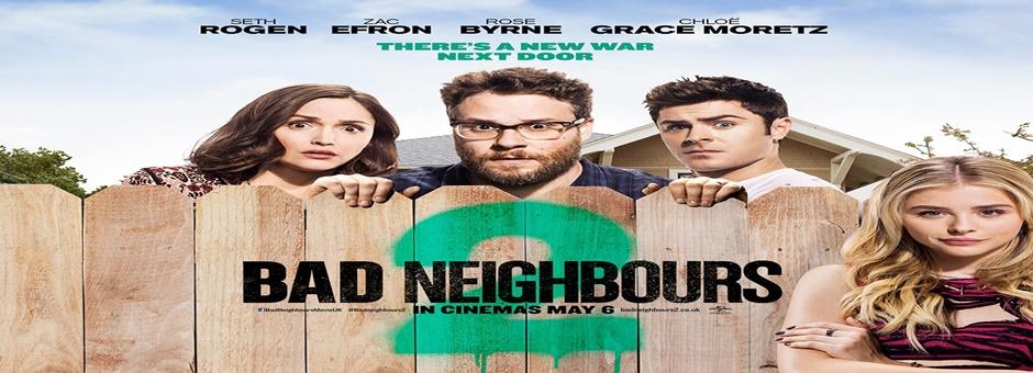 Malditos vecinos 2 online (2016)