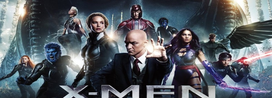 X Men Apocalipsis online (2016)