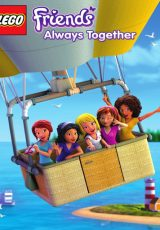 Lego Friends Always Together online (2016) Español latino descargar pelicula completa