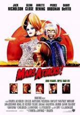 Mars Attacks! online (1996) Español latino descargar pelicula completa