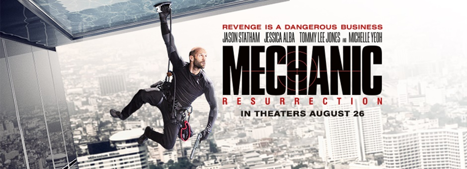 Mechanic Resurrection online (2016)