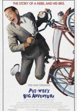 La gran aventura de Pee-wee online (1985) Español latino descargar pelicula completa