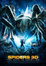 Spiders online (2013) Español latino descargar pelicula completa