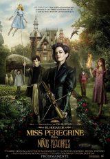 Miss Peregrine y los niños peculiares online (2016) Español latino descargar pelicula completa